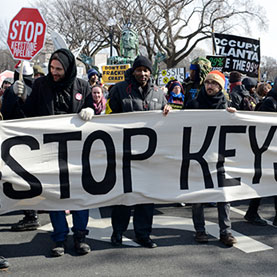 A new report prepared by the environmental group Oil Change International (OCI) supposes that the Keystone XL Pipeline would result in the annual release of another 181 million metric tons of greenhouse gases.
